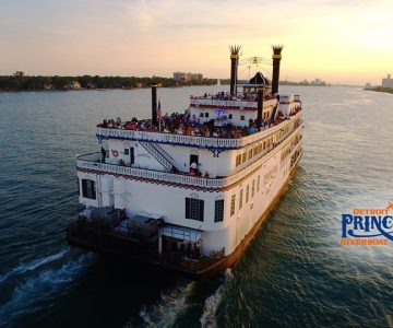DAR Partners With Detroit Princess to Create 1st Annual Con-Ed Cruise