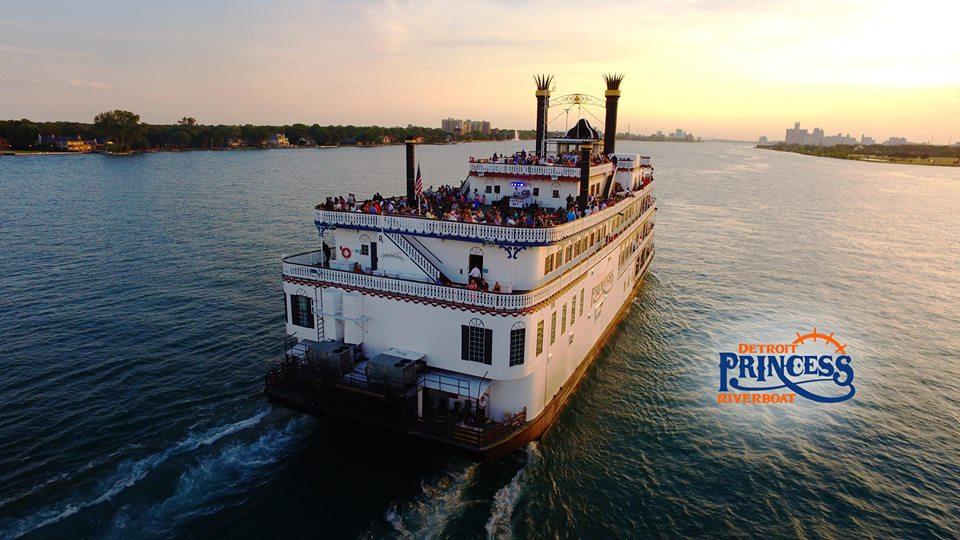 first annual Con-Ed River Cruise